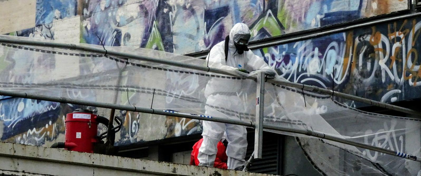 Buitensanering asbest