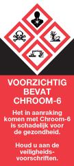 Sticker chroom-6