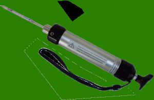 Gasspecifieke handpomp kit LP-1200