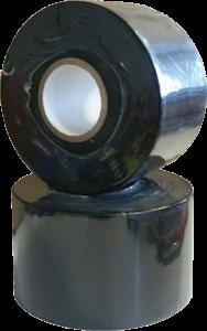 PVC tape zwart 50mm x 33mtr