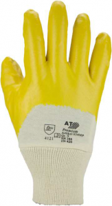 Nitril handschoen 4121 geel
