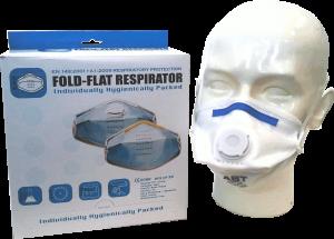 Stofmasker FFP3 opvouwbaar