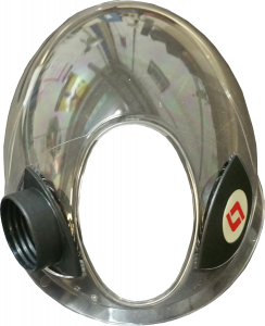 Vizier voor Visionmasker