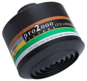 3M Scott Pro2000 ABEK2P3 filterbus