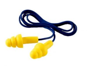 3M EAR Ultrafit oordoppen 32 dB met koord 50 paar per doos