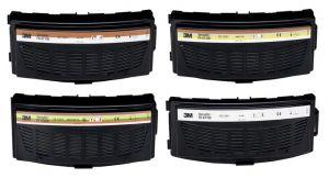 3M Versaflo filters voor TR-600 serie