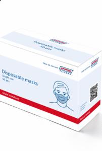 Mondmasker IIR 50 stuks per doosje