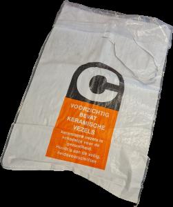 PP puinzak C voor ceramische vezels