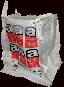 Big Bag zak met opdruk
