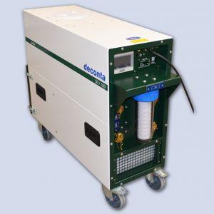Combinatie machine G100 ODM en 50 liter WMS