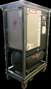 HUUR 6 persoons onafhankelijk ademlucht compressor
