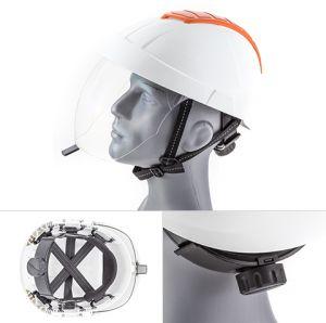 E-Man 4000 helm met vizier
