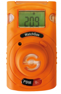 Enkelgasdetector WatchGas PDM