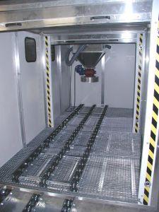 ECO systeem materiaalsluizen