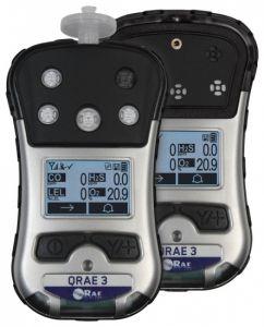 QRAE 3 monitor voor 4 gassen