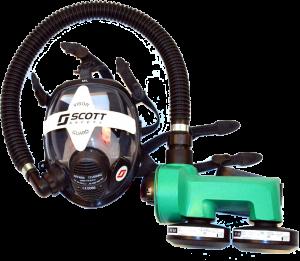 Scott Proflow Readpack inclusief volgelaatsmasker