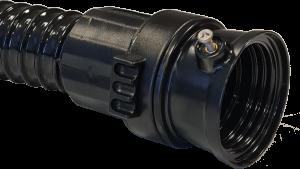 Slang adapter bajonet naar 40mm aansluiting