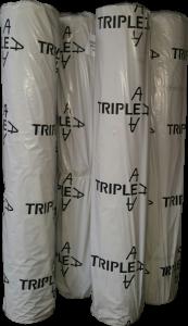 Triple A folie 200 micron 4x50 meter