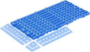 Ultradouche vloertegel blauw 80x40cm