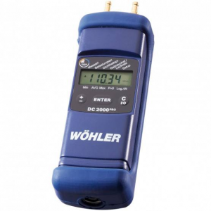 Wöhler DC2000 Pro druk-hygrometer