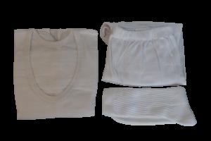 Kledingset winter zonder handdoek XXL