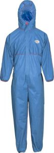 Overall SMS FR Type 5/6 blauw